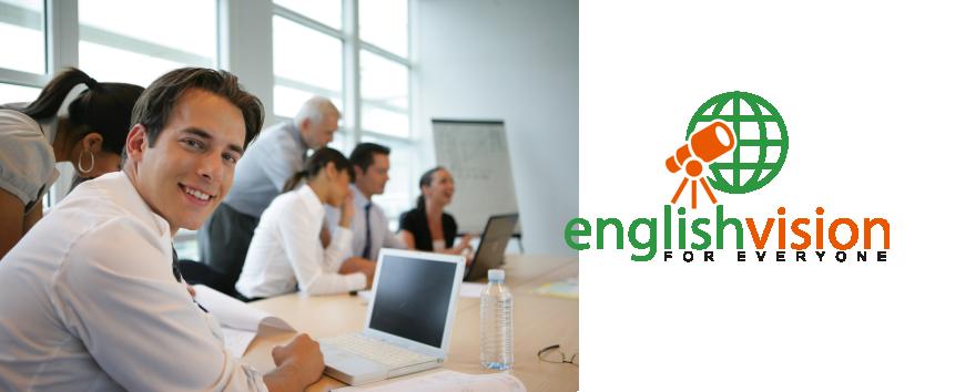 Inglés para adultos englishvision