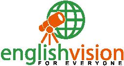 Logotipo ENGLISHVISION